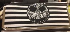 Nightmare Before Christmas Frame Clutch Wallet. Hastings Entertainment, Christmas Frames, Gift List, Nightmare Before Christmas, Clutch Wallet, Entertaining, Shoulder Bag, My Style, Gifts