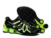 chaussures nike shox turbo+gris homme (noir/gris/sapphire blue) pas cher en ligne.