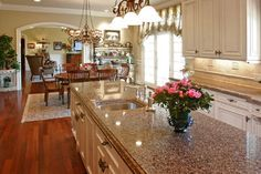 Lake Forest Kitchen - traditional - kitchen countertops - chicago - SP Group Inc,