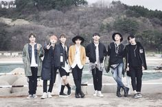[Interview/Trans] [STARCAST] flower boys 'BTS' is here! The behind scenes of the band's cover photo shooting! [150505] | btsdiary