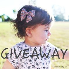 To celebrate holidays we're doing GIVEAWAY  Three lucky winners will receive a handmade Liberty headband or hairclip of their choice!  To enter, all you have to do is on our Facebook @eversimplicity: 1. LIKE this post and our page  2. TAG a friend (or more!) in the comments  3. SHARE this post  Winners will be chosen at random, and announced in the comments below, and contacted directly.  Giveaway ends on Sunday (Nov 20) at 9pm pst.  Thank you and good luck!  eversimplicity.com