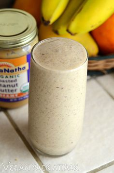 Peanut Butter Chia Smoothie