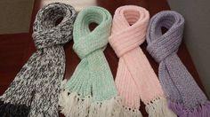 Beautiful Handmade Scarves by MadeWithLoveByBrea on Etsy https://www.etsy.com/listing/223937151/beautiful-handmade-scarves