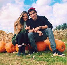 Alex and Lauren