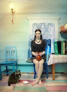 'Winter holidays' by Andrey Yakovlev