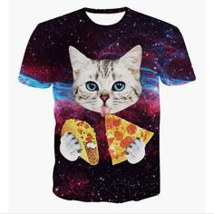 Funny Cat Shirt