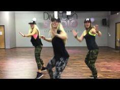 Green Light' Pitbull // DANCE PARTY HUSTLE @ Diva Den Studio