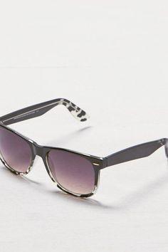 AEO Ombre Classic Sunglasses, Women's, Black