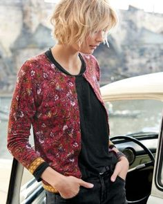 Our most-coveted cardigan features new prints to please every taste. No matter…
