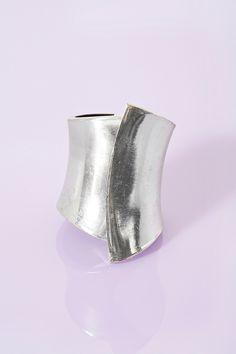 Cuff in Silver