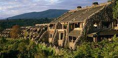 Ngorongoro Serena Safari Lodge-Tanzania - United Republic, Tanzania