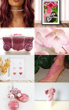 Everything's Rosey by Susan on Etsy--Pinned with TreasuryPin.com
