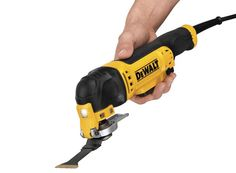 DeWALT Oscillating Multi-Tool at werd.com