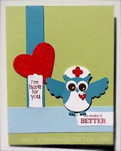 Feel Better by Pammyjo - Cards and Paper Crafts at Splitcoaststampers