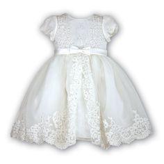 Sarah Louise Ceremonial Ballerina Length Dress 9400