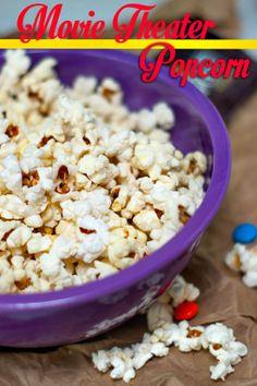Movie Theater Popcorn   heatherlikesfood.com