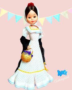 Vestidos Nancy, Barbie, Diy And Crafts, Snow White, Costumes, Dolls, Disney Princess, Verbena, Crochet