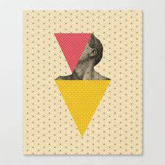 Body and Geometrics by Nikola Nupra, via Behance