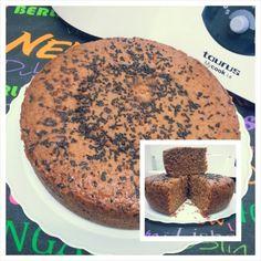 Bizcocho de yogur, chocolate y canela para #Mycook http://www.mycook.es/receta/bizcocho-de-yogur-chocolate-y-canela/