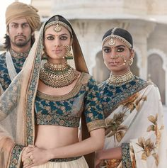 By Kishandas & Co. Bridelan - Personal shopper & style consultants for Indian/NRI weddings, website www.bridelan.com #KishandasandCo.Jewellery #KishandasandCo.forSabyasachi #JewelleryInspiration #Polki #Emeralds #Pearls #IndianJewellery #BridalJewellery #SabyasachiBrides #TheWorldofSabyasachi #WeddingJewellery #PersonalShoppersIndia #Bridelan #BridelanIndia