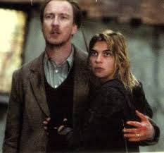 Remus Lupin and Nymphadora Tonks - My favorite Characters