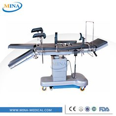 FDA approved clinic orthopedic medical hospital electric operating table price