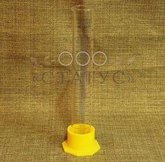 Мерный цилиндр стеклянный 250 мл