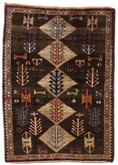 Lori - Gabbeh Persialainen matto 180x130