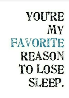 I want to be like 'Aaaaw' but I also want to cry because it's true lol. No sleep. Ever