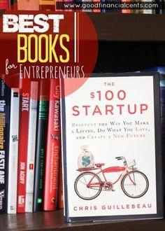 Best books for entrepreneurs.