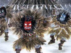 Festival in Japan, Naahage Sedo Festival in Akita