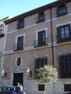 Palacio Bauer, actual Escuela de Arte Dramático y Danza,  Madrid.