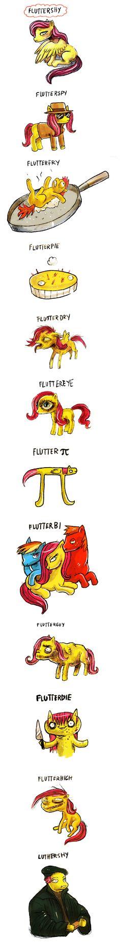 I'll admit it, my recent Saturday morning cartoon is My Little Pony.  JellyVampire на DeviantArt