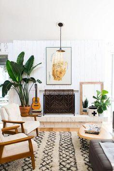 55 Modern Mid Century Home Decor Ideas