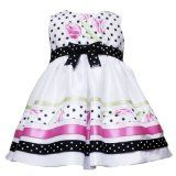 Only the best baby dresses for her, get them now at http://ilovebabyclothes.com/?page_id=344 $ 42