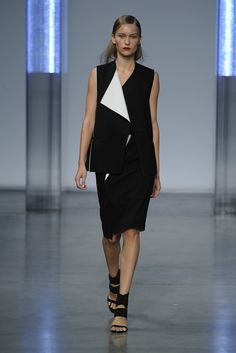 HELMUT LANG NY SPRING 2014 READY TO WEAR   COLLECTION   WWD JAPAN.COM