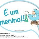 Plaquinhas Divertidas Chá de Bebê Menino 12 Silhouette Projects, Lucca, Baby Boy Shower, Super Funny Pics, Baby Memories, Hilarious, T Shirts, Tags, Appliques