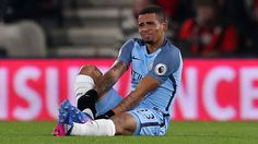 Gabriel Jesus makes return to Manchester City training after foot injury