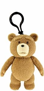 """Ted Movie Backpack """"PG"""" Version Plush Clip with Sound Pre-Order ships October"""