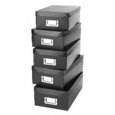 Whitmor, Inc Plastic Organizer Box (Set of Plastic Organizer Box, Plastic Box Storage, Organiser Box, Craft Storage, Storage Boxes, Storage Ideas, Desktop Organization, Pantry Organization, Organizing