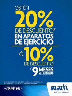 """Aprovecha las grandes ofertas que Martí tiene para ti; en el centro comercial """"El Dorado""""."""