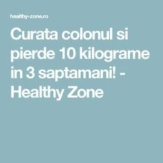 Curata colonul si pierde 10 kilograme in 3 saptamani! - Healthy Zone Colon Detox, Healthy Eating, Healthy Food, Lose Weight, Health Fitness, Healthy Recipes, Sport, Smoothie, Fabrics