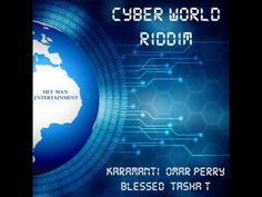 Blessed - Cry Every Day - Cyber World Riddim - Hey Man Entertainment