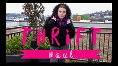 Winter Layering Lookbook // THRIFT HAUL Feat. Too Fast, American Apparel, Banana Republic & More - YouTube