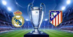 Real Madrid Atletico Madrid in diretta streaming - 2 maggio 2017 ore 20.45 Ci siamo, la champions league entra nel vivo. Manca poco per scoprire chi sara` la vincitrice di quest'anno. Le quattro squadre che se la contenderanno, come sapere, sono REAL MADRID, ATLETICO MADRID #realmadrid #atleticomadrid