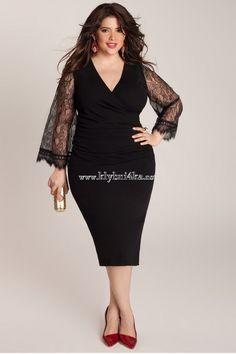 Igigi 3A005DBLK Маленькое черное платье