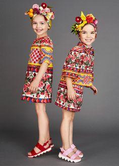 Shop Dolce & Gabbana SS17 at Childrensalon