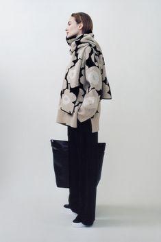 Marimekko RTW Fall 2019 [PHOTOS] – WWD Fashion Brand, New Fashion, Fashion News, Winter Fashion, Fashion Outfits, Knitwear Fashion, Ladies Knitwear, Fashion Details, Fashion Design