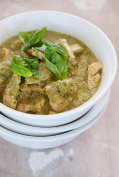Thai Green Curry Chicken The best thai green curry ever!!! I make this every so often and can't get enough of it!!!