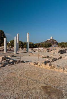 Mosaics in Nora, Sardinia by Lubomir Mihalik on 500px